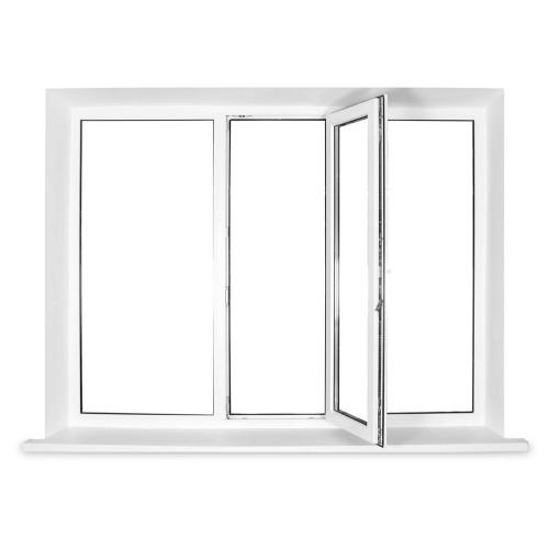 Окно Vikonda трёхстворчатое