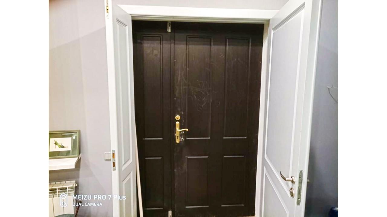 Обновление входной двери