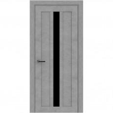 Межкомнатная дверь УЮТ UM-4 со стеклом (ПВХ)