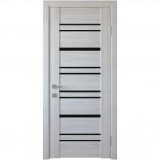 Межкомнатная дверь Валенсия (ПВХ DeLuxe) BLK