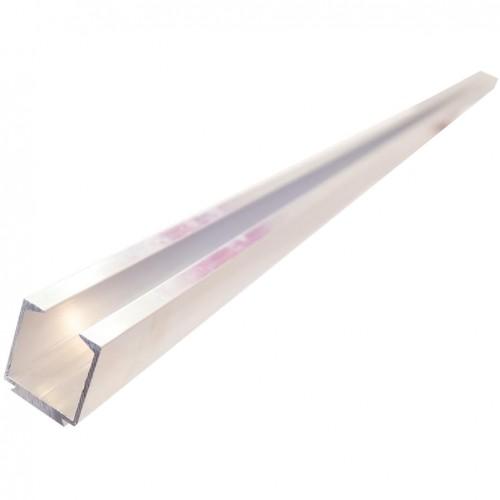 Направляющая алюминиевая рейка 2 м.