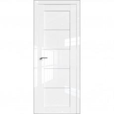 Межкомнатная дверь VM 2.11 L со стеклом ВАШИ ДВЕРИ