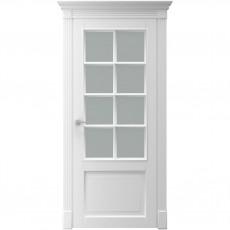 Межкомнатная дверь Ницца ПО со стеклом ВАШИ ДВЕРИ