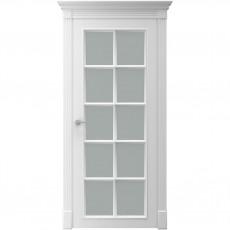 Межкомнатная дверь Ницца ПОО со стеклом ВАШИ ДВЕРИ