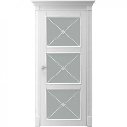 Межкомнатная дверь Рим Венеция ПОО со стеклом ВАШИ ДВЕРИ