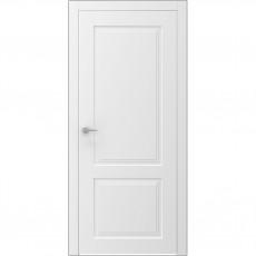Межкомнатная дверь UNO 1 глухая с фрезеровкой ВАШИ ДВЕРИ