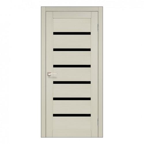 Межкомнатная дверь Korfad PD-01/1 со стеклом