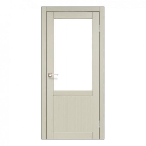 Межкомнатная дверь Korfad PL-02/1 со стеклом