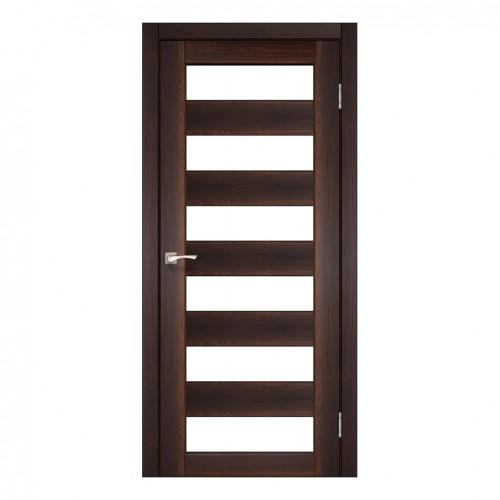 Межкомнатная дверь Korfad PR-08/1 со стеклом