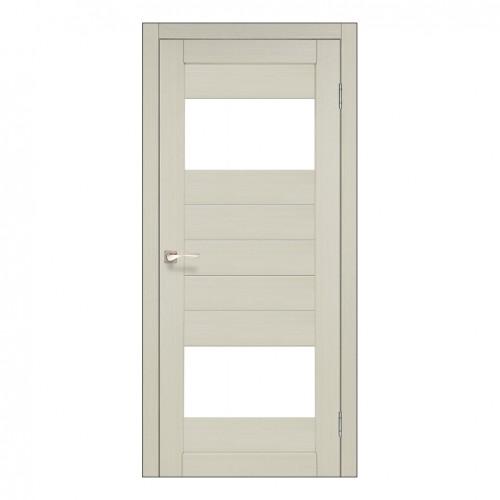 Межкомнатная дверь Korfad PR-09/1 со стеклом