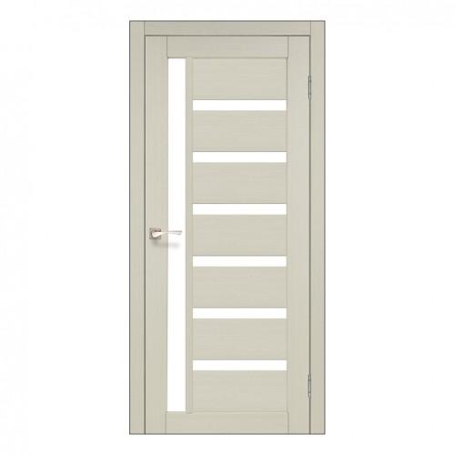 Межкомнатная дверь Korfad VL-01/1 со стеклом