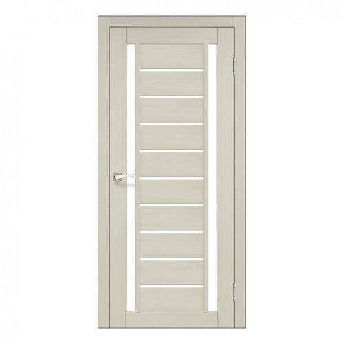 Межкомнатная дверь Korfad VL-03/1 со стеклом