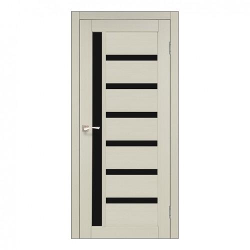 Межкомнатная дверь Korfad VLD-01/1 со стеклом