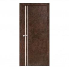 Межкомнатная дверь Korfad ALP-01 с вставками