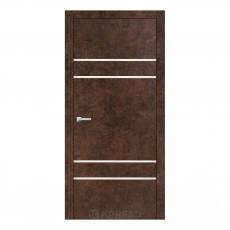 Межкомнатная дверь Korfad ALP-04 с вставками