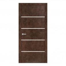 Межкомнатная дверь Korfad ALP-05 с вставками