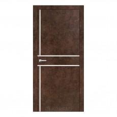 Межкомнатная дверь Korfad ALP-06 с вставками