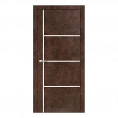 Межкомнатная дверь Korfad ALP-08 с вставками