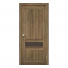 Межкомнатная дверь Korfad CL-06 стекло бронза