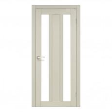 Межкомнатная дверь Korfad NP-01 стекло сатин
