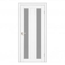 Межкомнатная дверь Korfad NP-01 стекло бронза