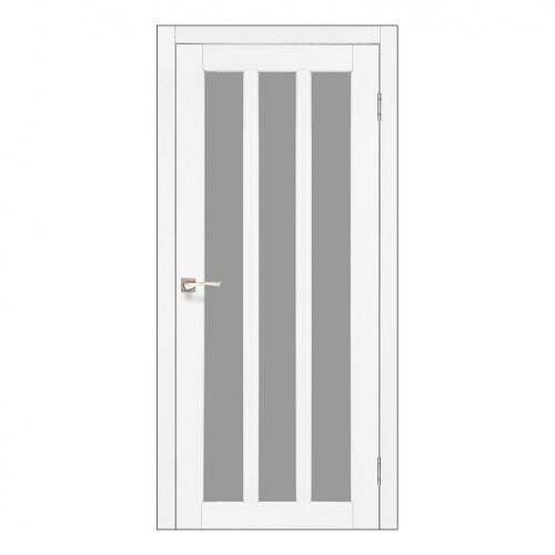 Межкомнатная дверь Korfad NP-02 стекло бронза