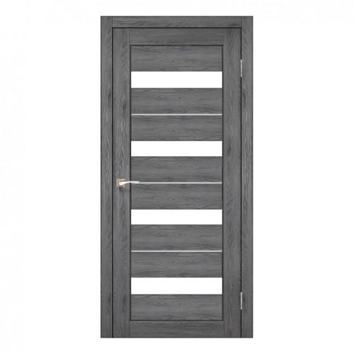Межкомнатная дверь Korfad PD-02/2 со стеклом