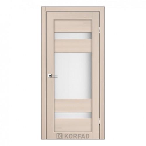 Межкомнатная дверь Korfad PM-01/1 со стеклом