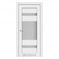 Межкомнатная дверь Korfad PM-01/2 со стеклом