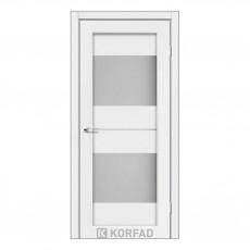 Межкомнатная дверь Korfad PM-02/2 со стеклом