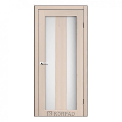 Межкомнатная дверь Korfad PM-04/1 со стеклом