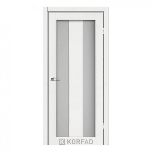Межкомнатная дверь Korfad PM-04/2 со стеклом