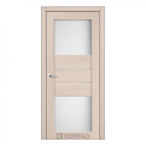 Межкомнатная дверь Korfad PM-05/1 со стеклом