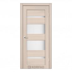 Межкомнатная дверь Korfad PM-07/1 со стеклом
