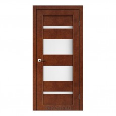 Межкомнатная дверь Korfad PM-07/3 со стеклом