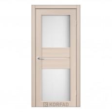 Межкомнатная дверь Korfad PM-08/1 со стеклом