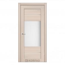 Межкомнатная дверь Korfad PM-09/1 со стеклом