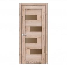 Межкомнатная дверь Korfad PM-10/1 со стеклом