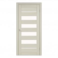 Межкомнатная дверь Korfad PND-03/1 со стеклом