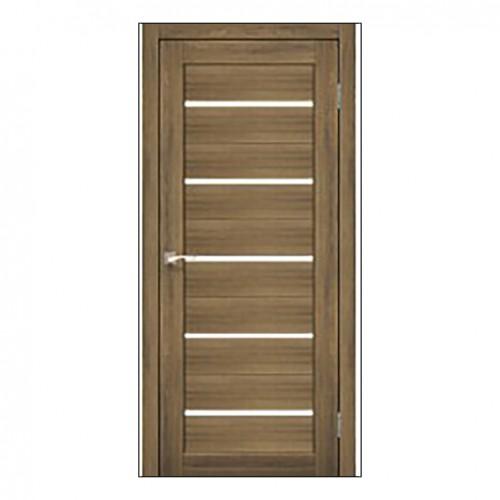 Межкомнатная дверь Korfad PR-02/2 со стеклом