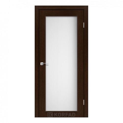 Межкомнатная дверь Korfad SV-01/1 со стеклом