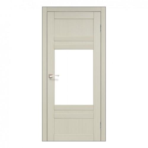 Межкомнатная дверь Korfad TV-01/1 со стеклом