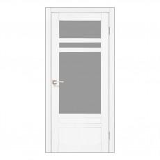 Межкомнатная дверь Korfad TV-04/2 со стеклом