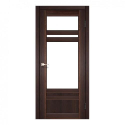 Межкомнатная дверь Korfad TV-04/1 со стеклом