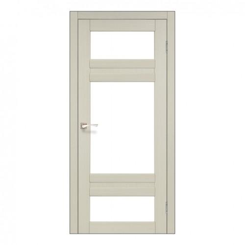 Межкомнатная дверь Korfad TV-05/1 со стеклом