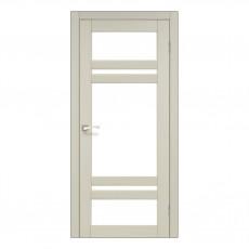 Межкомнатная дверь Korfad TV-06/1 со стеклом