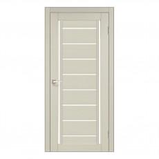 Межкомнатная дверь Korfad VND-01/1 со стеклом
