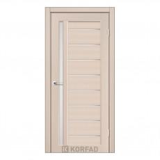 Межкомнатная дверь Korfad VND-02/1 со стеклом