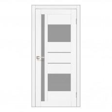 Межкомнатная дверь Korfad VND-03/2 со стеклом