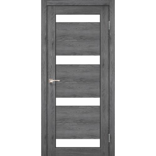 Межкомнатная дверь Korfad PR-06/2 со стеклом